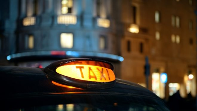 Taxis: what is liable to VAT