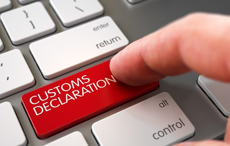 Getting ready for Customs Declaration Service